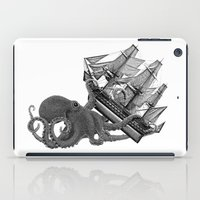 Release the Kraken iPad Case