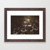 I Was Dizzy When We Met Framed Art Print