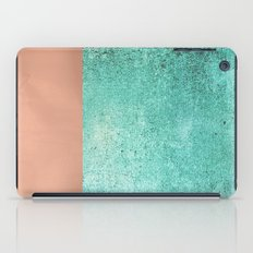 NEW EMOTIONS - ROSE & TEAL iPad Case