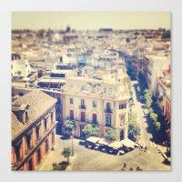 New Favorite City Canvas Print