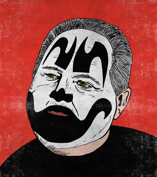 Rush Juggalaugh Canvas Print