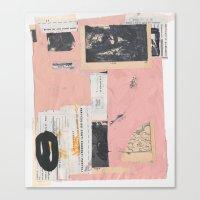 Yeti 26 Canvas Print