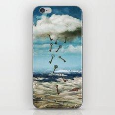 The cloud iPhone & iPod Skin