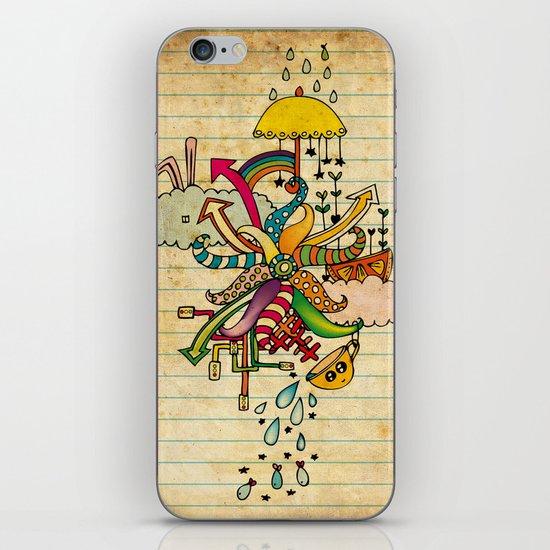 Notebook World iPhone & iPod Skin