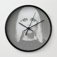 Heart of... (White version) Wall Clock