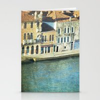The Waters - Venice Stationery Cards
