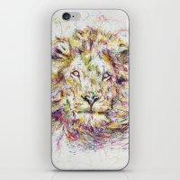 Lion // Tarmuk iPhone & iPod Skin