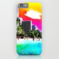 Waikiki Beach Part II iPhone 6 Slim Case