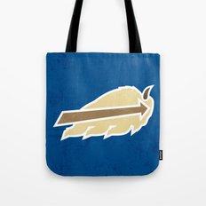 Buffalo Sky Bisons Tote Bag