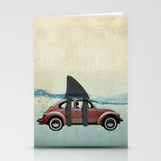 VW soup Stationery Card
