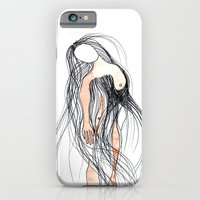 Naked Red iPhone 6 Slim Case