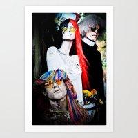 LifeLike Art Print