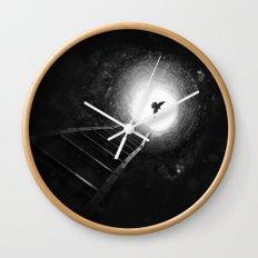 Light Redemption Wall Clock