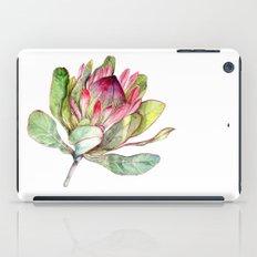 Protea Flower iPad Case