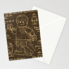 Plan Lego Stationery Cards