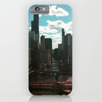 Chicago River View iPhone 6 Slim Case