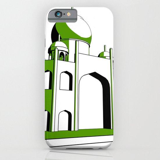 Taj Mahal iPhone & iPod Case