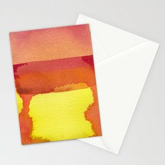 color field one Stationery Cards
