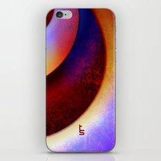 Orbital iPhone & iPod Skin