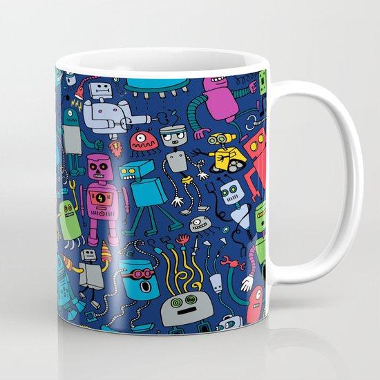 Robots Forever! Mug