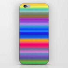 Watercolaroid iPhone & iPod Skin