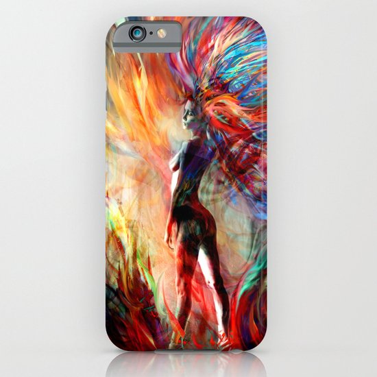 free your...something iPhone & iPod Case