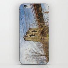 Brooklyn Bridge iPhone & iPod Skin