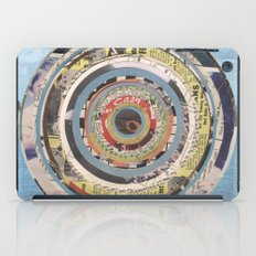 Round Sea iPad Case