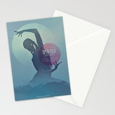 Open Yoga Gallery Stationery Cards