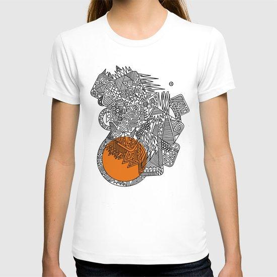 Glysko Sunset T-shirt
