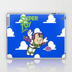Super Toy Bros. Laptop & iPad Skin