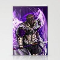 Archangel Raphael Stationery Cards