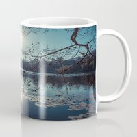 India - Blue lake Mug