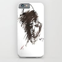 iPhone & iPod Case featuring Self Portrait by Darren Le Gallo