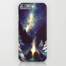 Stars in the Night Sky iPhone 6 Slim Case