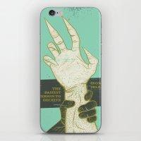 SHAPESHIFTING iPhone & iPod Skin