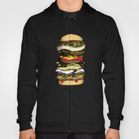 Now THIS is a burger. Hoody