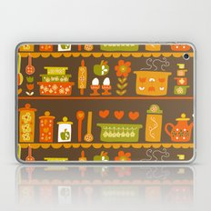 Lets Cook At Home Tonigh… Laptop & iPad Skin