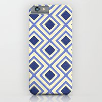 Diamond Pattern iPhone 6 Slim Case