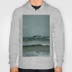 Leistering  Cargo Ship & Surfers Hoody