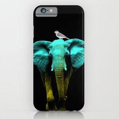 Friends for Life fluro iPhone 6 Slim Case