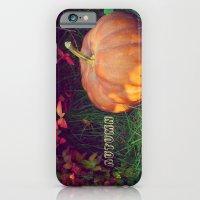 iPhone & iPod Case featuring autumn  by Julia Kovtunyak