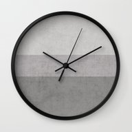 Classic - The Grays Wall Clock