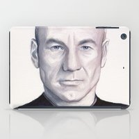 Captain Picard iPad Case