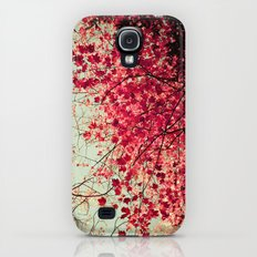 Autumn Inkblot Galaxy S4 Slim Case