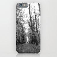 Leafy Walk iPhone 6 Slim Case