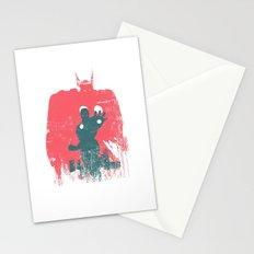 Superheroes minimalist - Thor  Stationery Cards