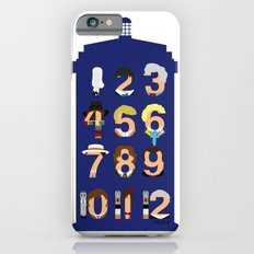 The Number Who Slim Case iPhone 6s