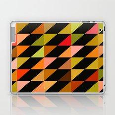 Autumn Triangles Laptop & iPad Skin