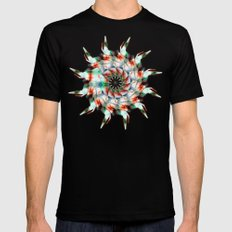 Donut fever Mens Fitted Tee SMALL Black